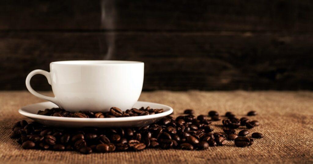 Coffee caffeine content levels
