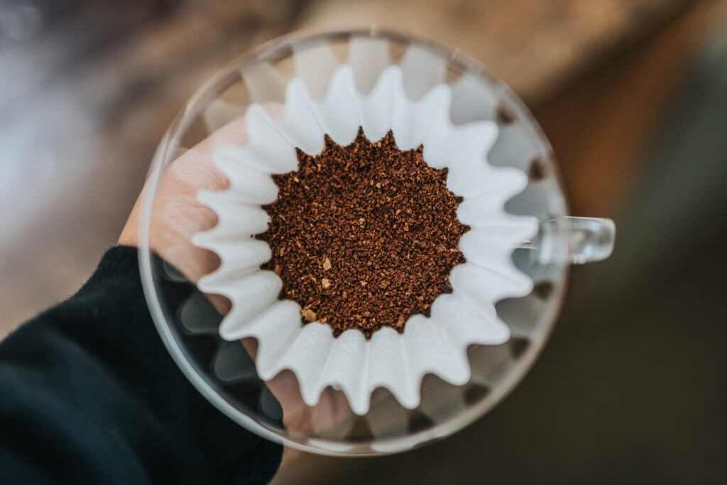 best coffee to water ratio for pour over