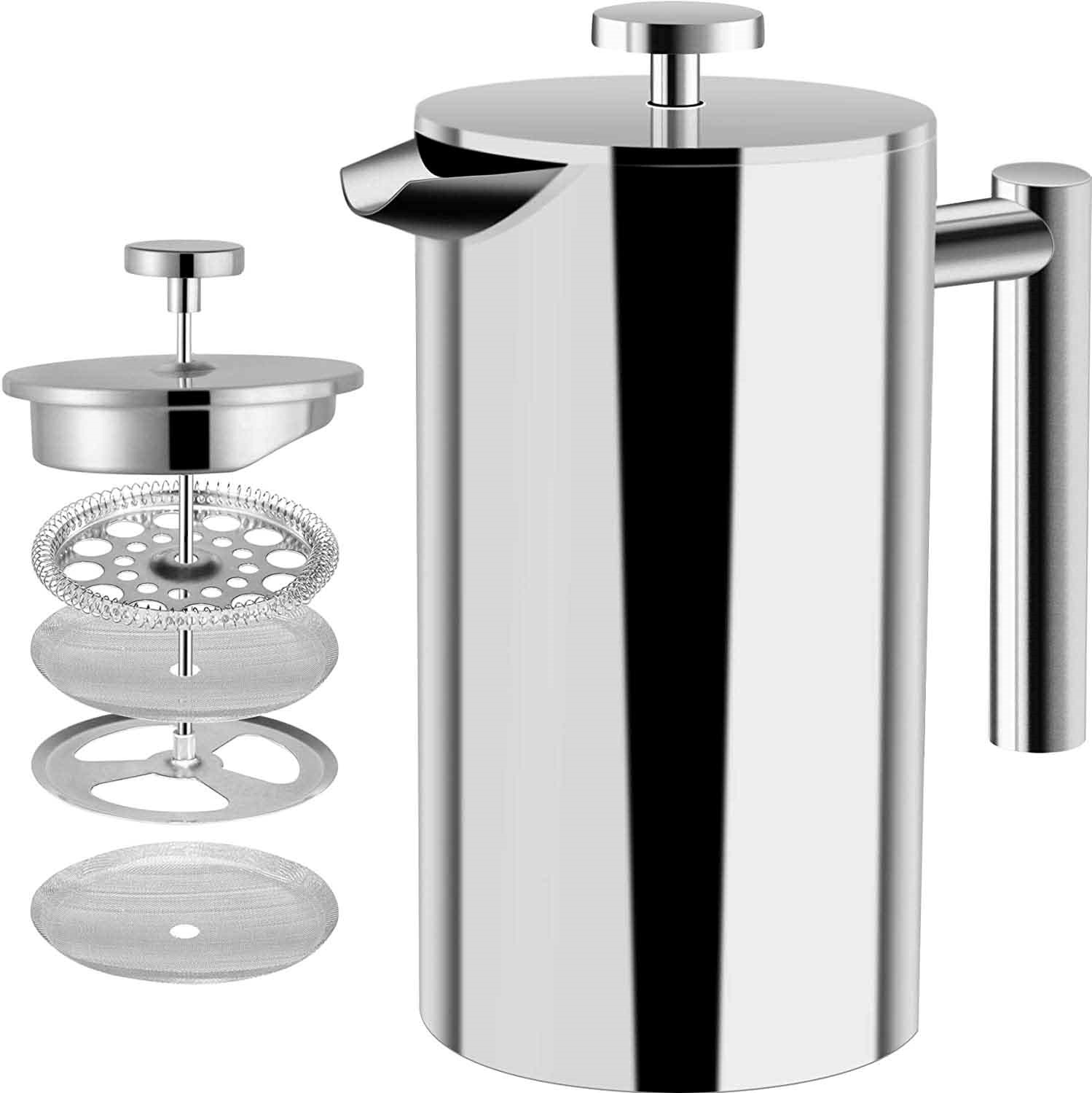 What Is a French Press Coffee Maker