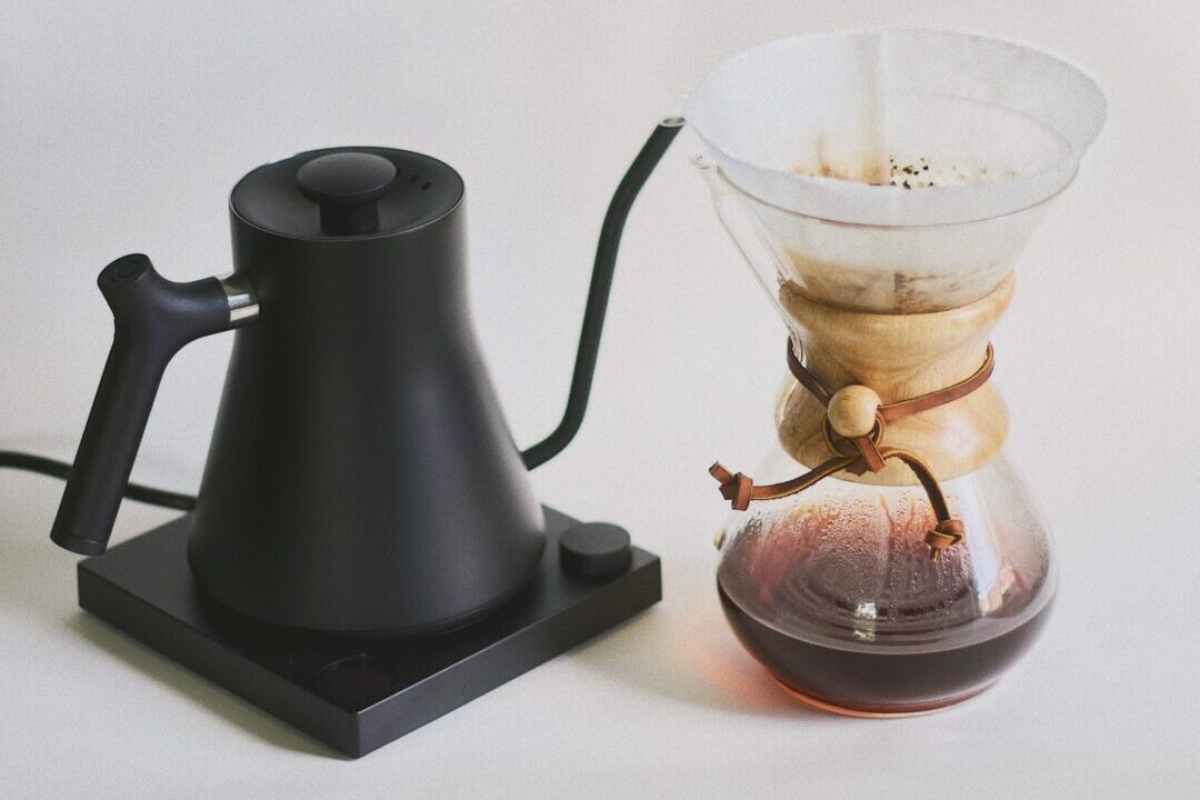 best coffee to water ratio Chemex