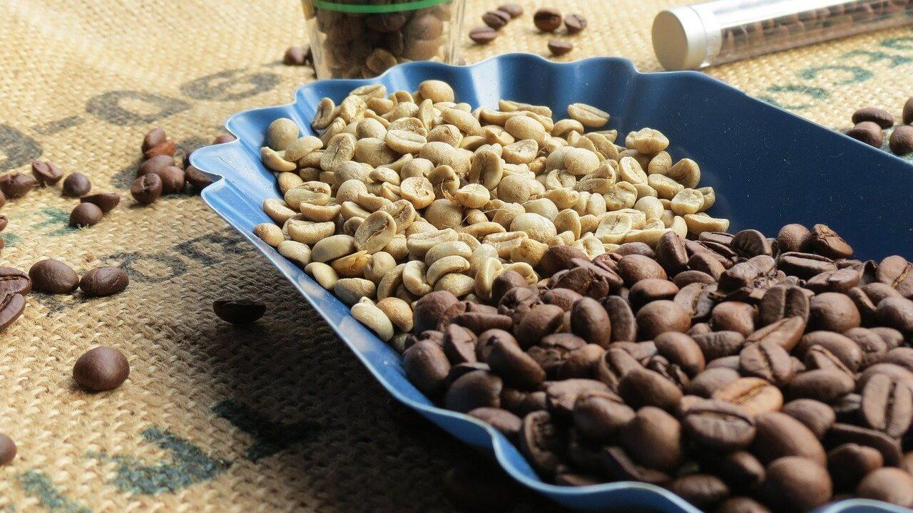 how many mgs of caffeine in coffee