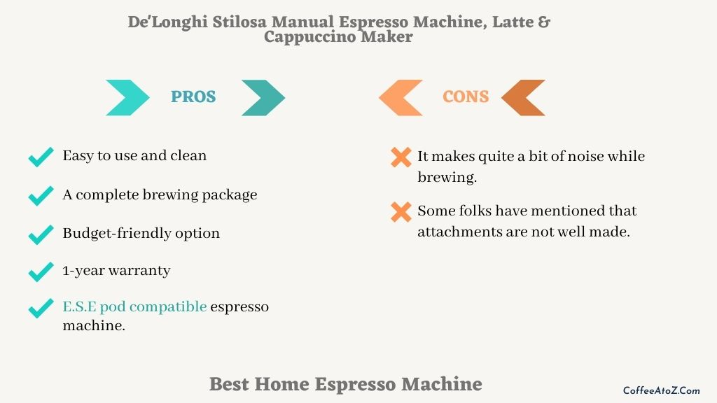 best home espresso makers