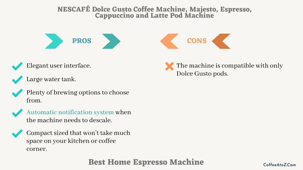 best at home espresso machine