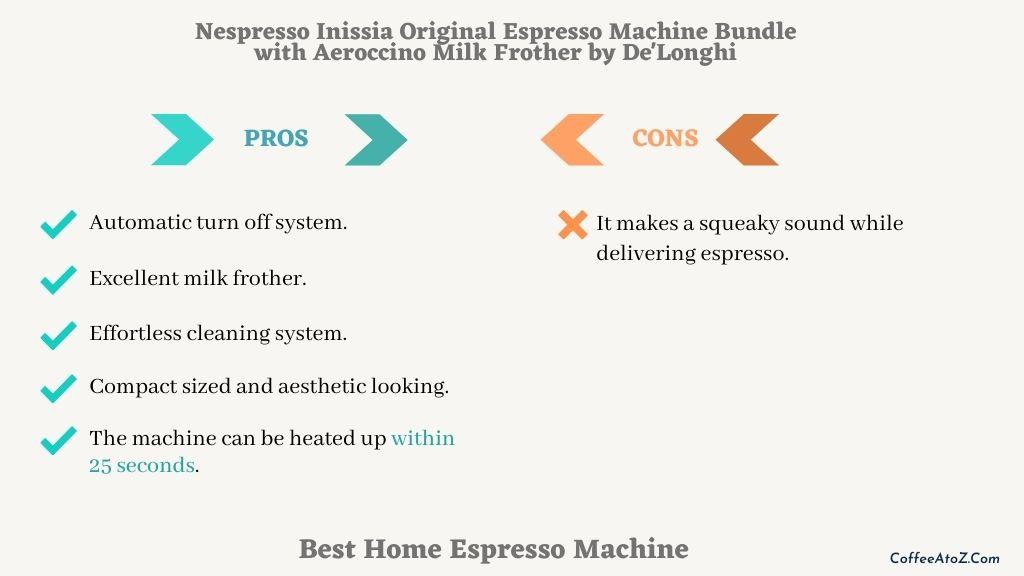best home espresso machines