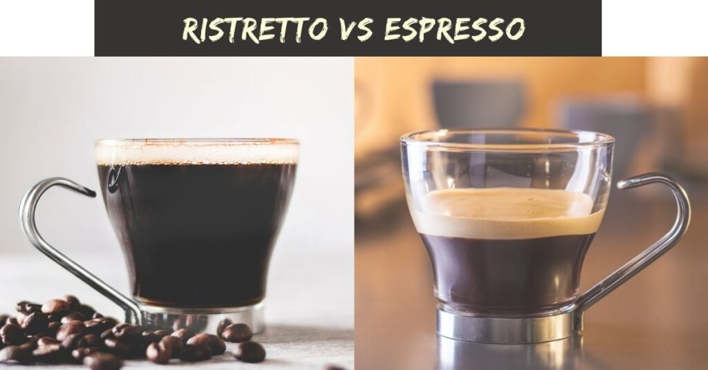 What Is The Difference Between Ristretto And Espresso