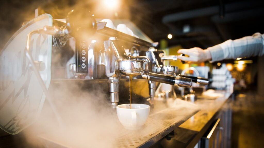 best commercial espresso machine for small coffee shop