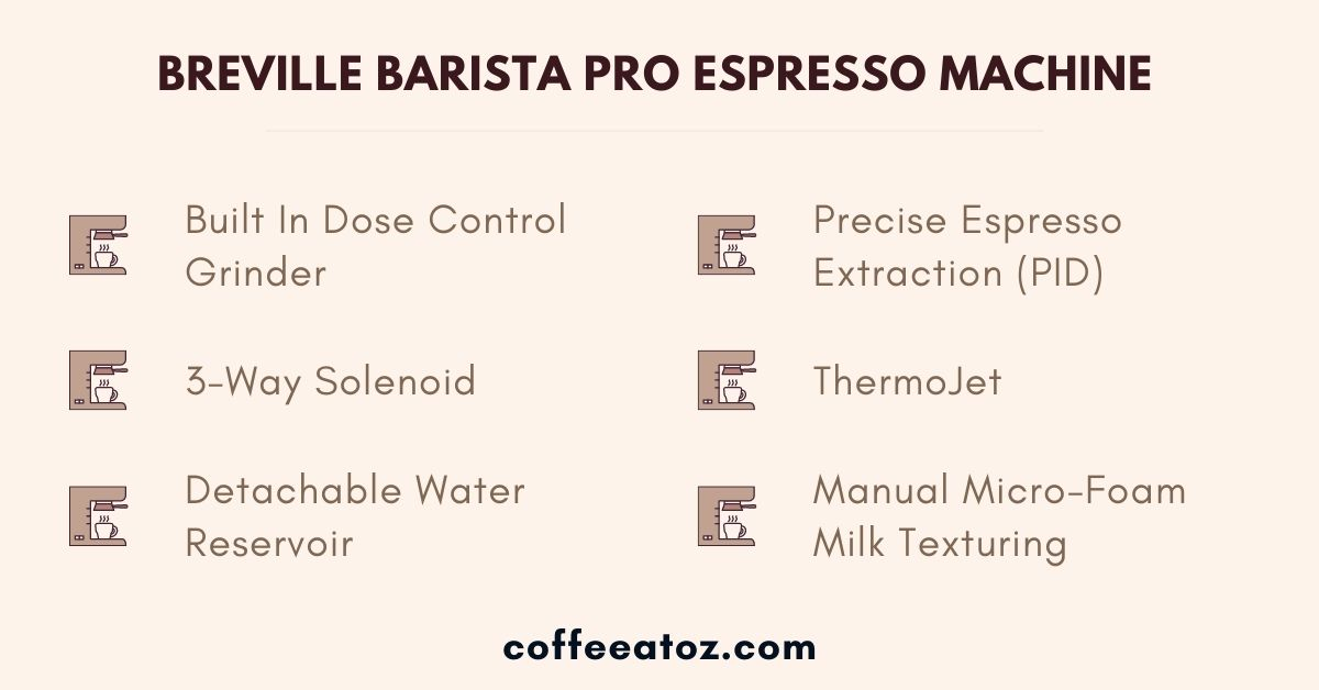 breville the barista pro review