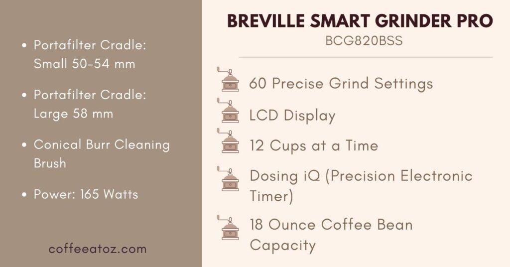 breville smart grinder pro reviews