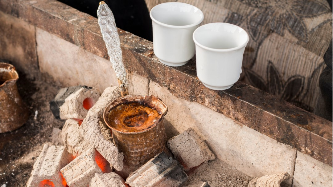 turkish coffee maker electric