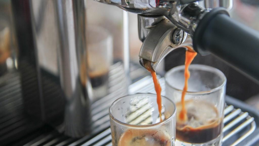 how to make espresso Long Shot
