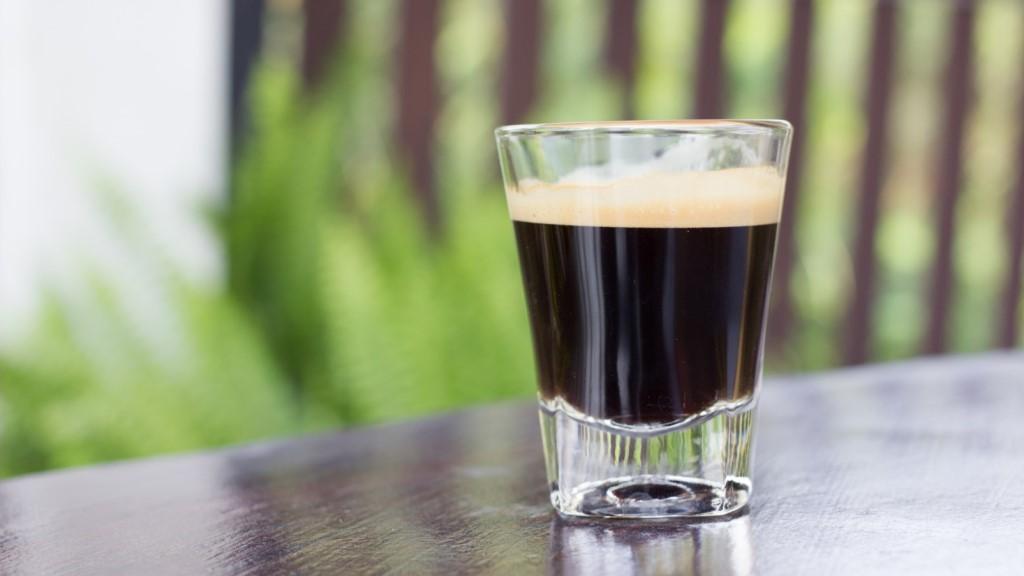 long shot espresso