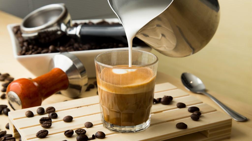 how to make a cortado coffee