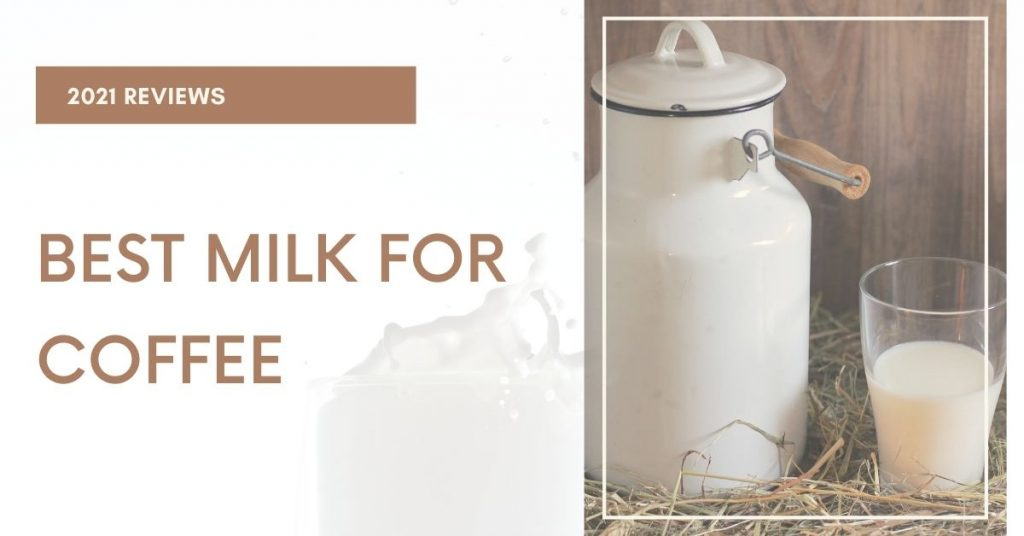 Best Milk For Coffee Review