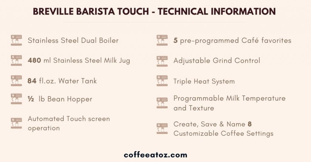 breville oracle touch espresso machine review